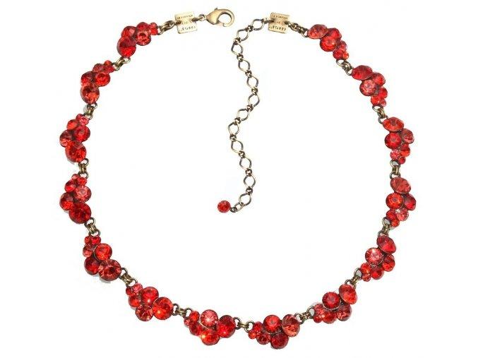 Petit Glamour - červená Náhrdelníky - 5450527786959