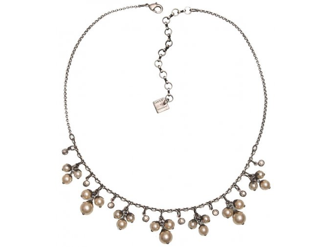 Pearl Shadow - bílá Náhrdelníky - 5450527802901