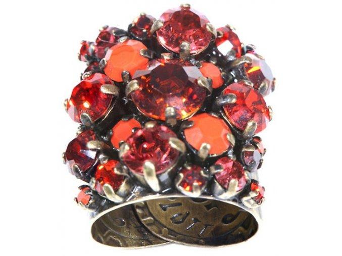 Ballroom - červená Prsteny - 5450527869744