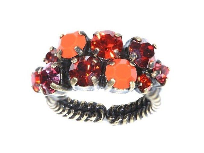 Ballroom - červená Prsteny - 5450527869751