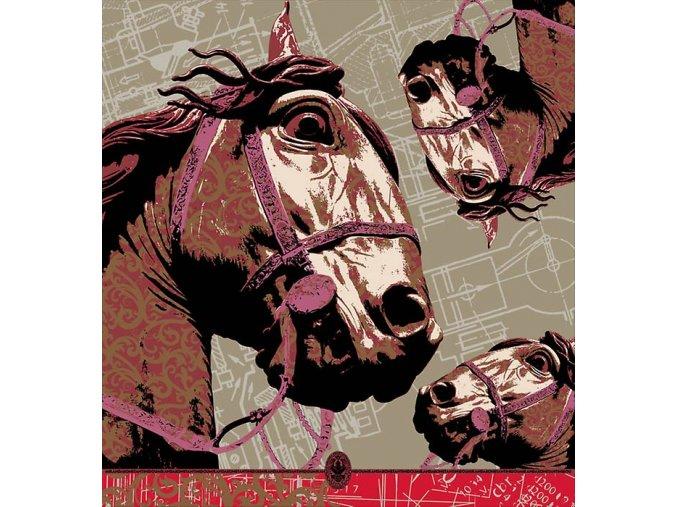 Horses -  Módní doplňky  > Šátky - 5450527883269