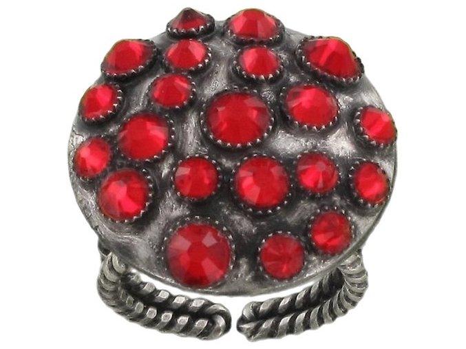 Spell on You - červená Prsteny - 5450527985659