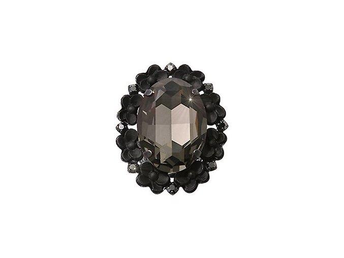 Blood Bite Vampire - černá Prsteny - 5450543063386
