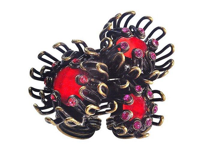 Chrysanthemum - červená Prsteny - 5450543078878