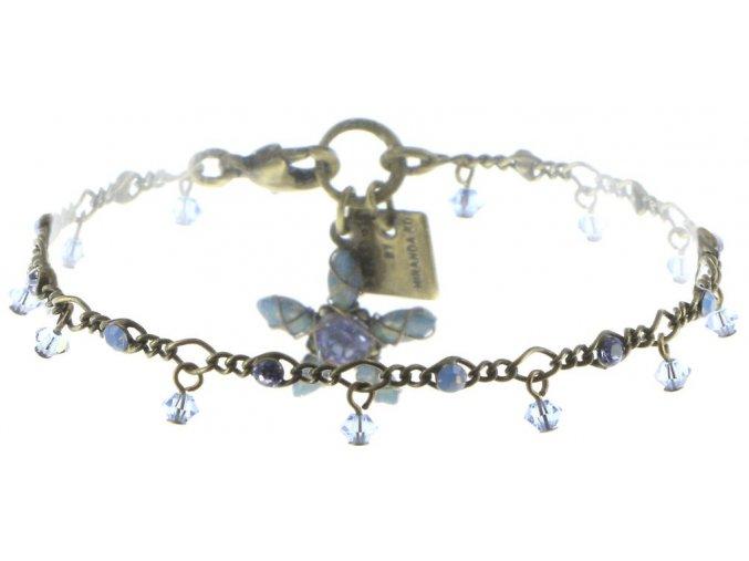 Marguerite - modrá Náramky > Klasické - 5450543082080