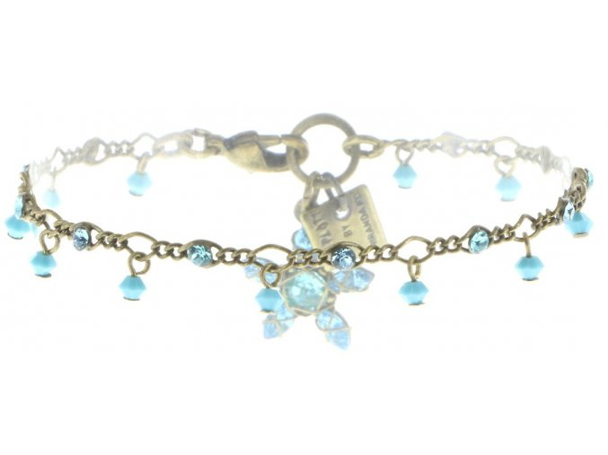 Marguerite - modrá Náramky > Klasické - 5450543082141