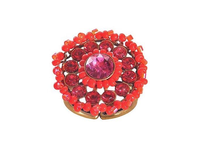 Gipsy Sport - červená Prsteny - 5450543106977