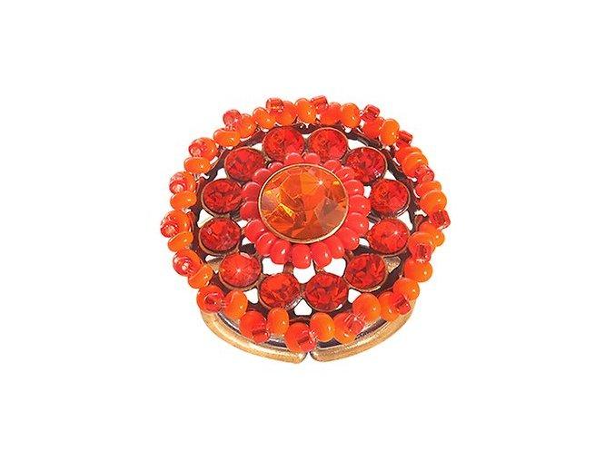 Gipsy Sport - oranžová Prsteny - 5450543107523