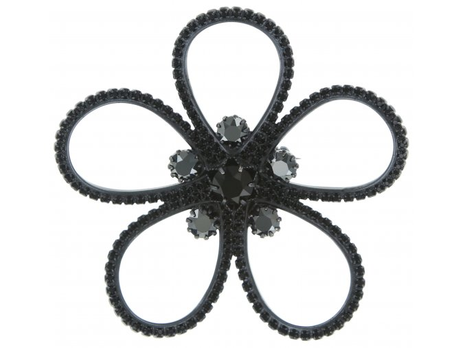 Cathedral Flower - černá Brože - 5450543119311
