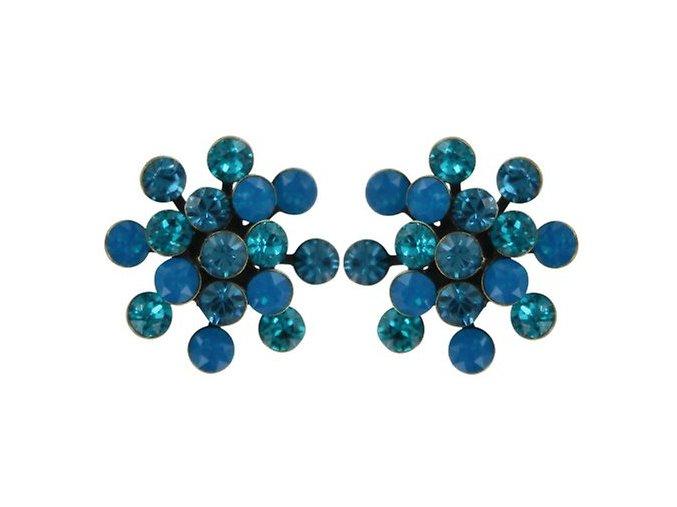 Magic Fireball - modrá Náušnice > Puzety - 5450543132648