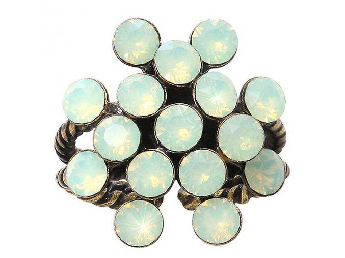 Magic Fireball - zelená Prsteny - 5450543133690