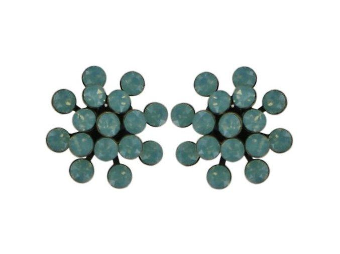 Magic Fireball - zelená Náušnice > Puzety - 5450543133751