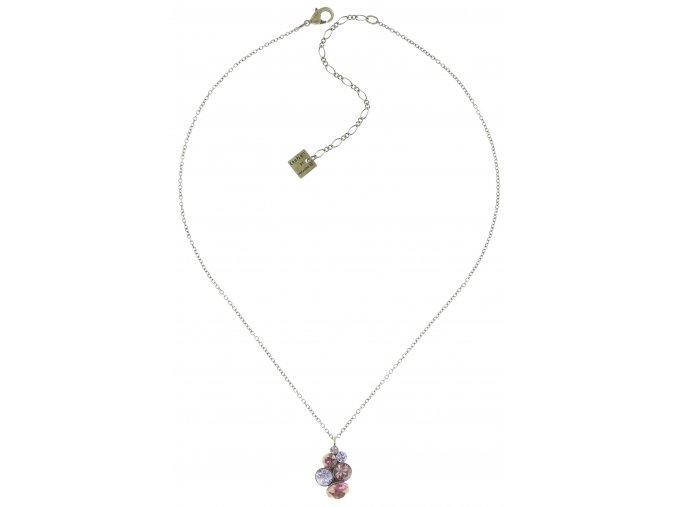 Petit Glamour - fialová Náhrdelníky - 5450543180267