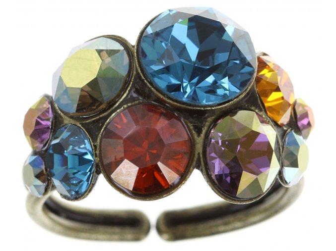 Petit Glamour - multi/více barev Prsteny - 5450543180458