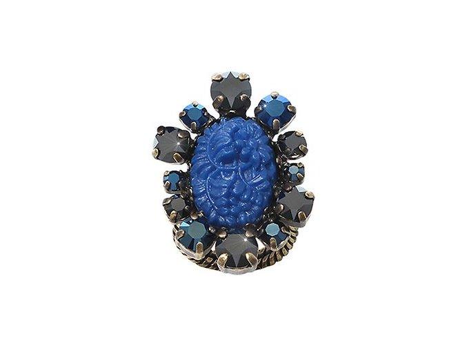 Liam - modrá Prsteny - 5450543227603