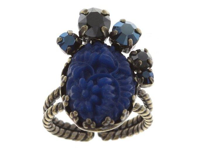 Liam - modrá Prsteny - 5450543227627