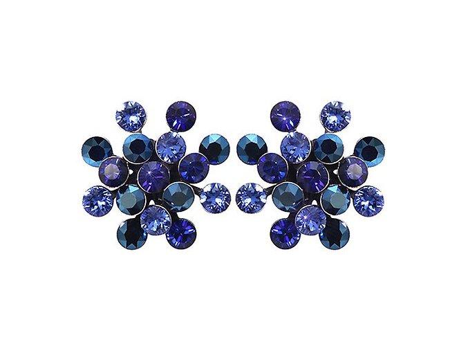Magic Fireball - modrá Náušnice > Puzety - 5450543239255