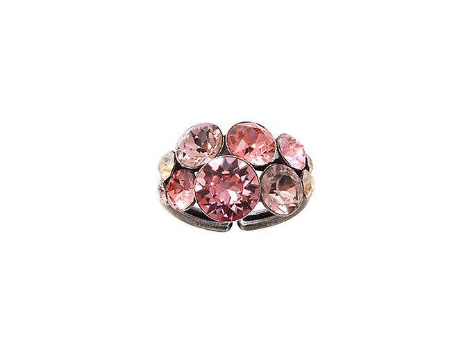 Petit Glamour - beige/pink Prsteny - 5450543239545