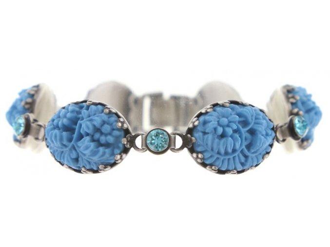 Liam - modrá Náramky > Klasické - 5450543247106