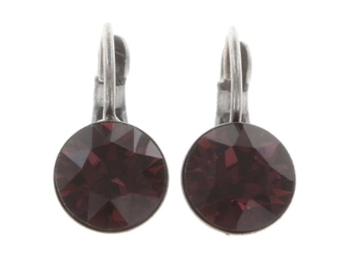 Black Jack - červená Náušnice > Klasickézapínání - 5450543252490