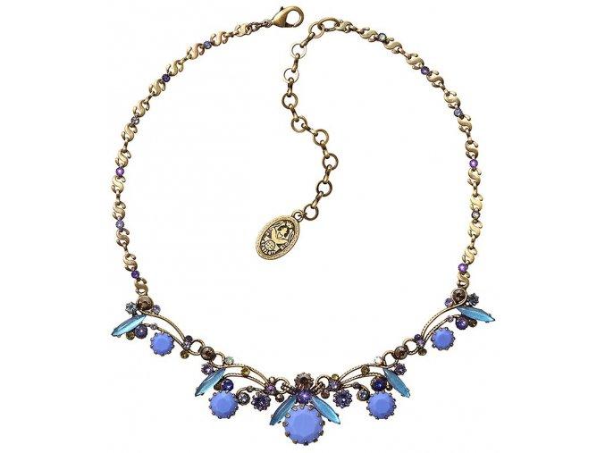 La Maitresse - fialová Náhrdelníky - 5450543253305