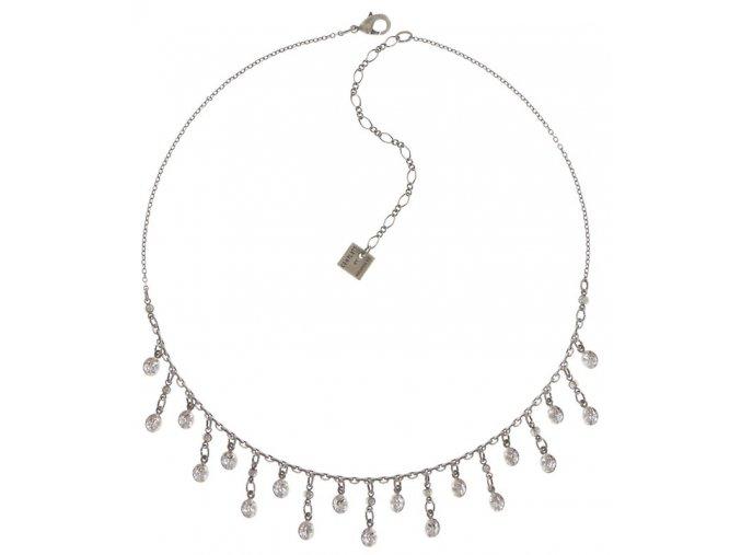 Dangling Tutui - bílá Náhrdelníky - 5450543259185