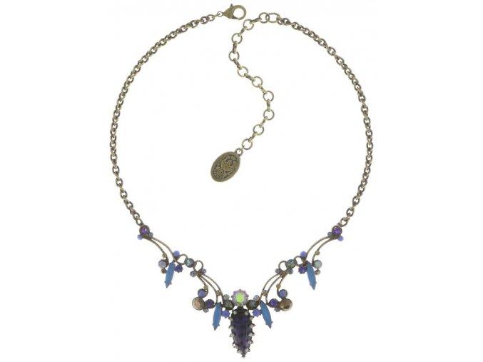La Maitresse - fialová Náhrdelníky - 5450543269603
