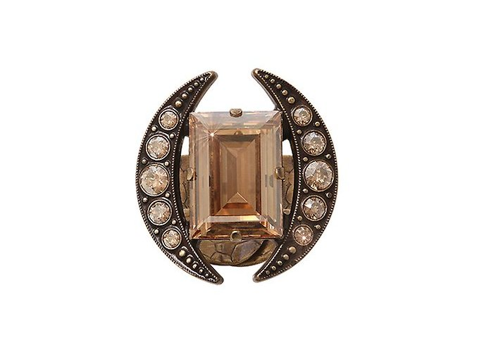 Art Deco Oriental - béžová Prsteny - 5450543278476