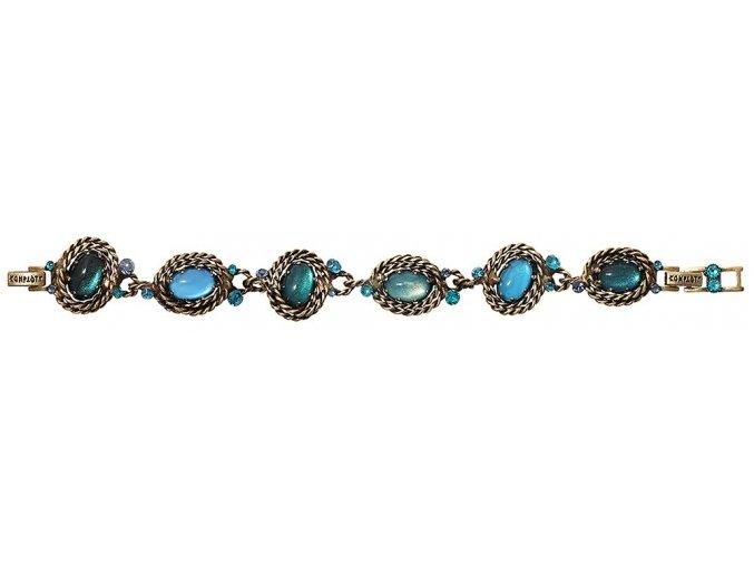 Twisted Lady - modrá Náramky > Klasické - 5450543290928