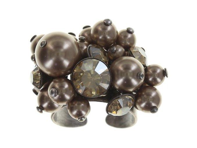 Pearl Shadow - béžová Prsteny - 5450527598804