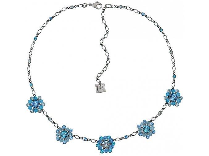 Dutchess - modrá Náhrdelníky - 5450527990011