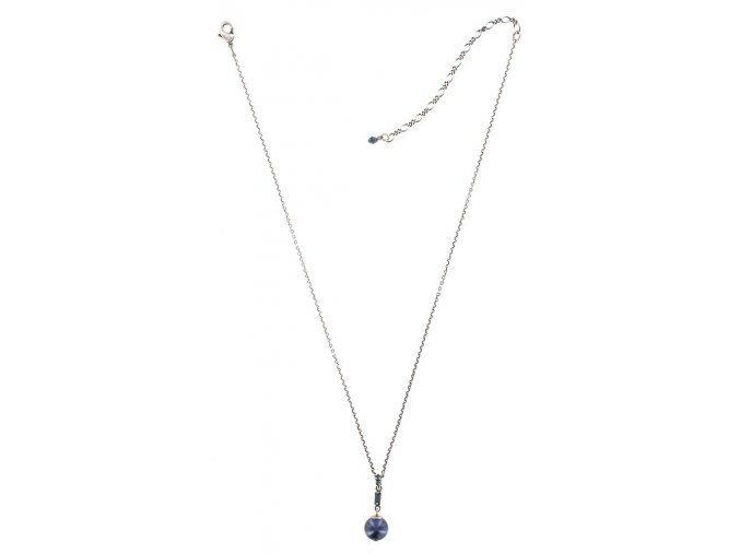 Pearl Shower - modrá Náhrdelníky - 5450543027340