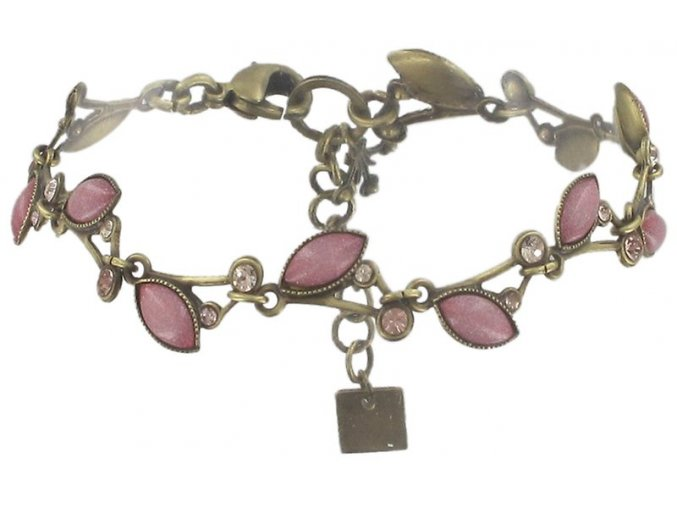 Filigree - růžová Náramky > Klasické - 5450543080604