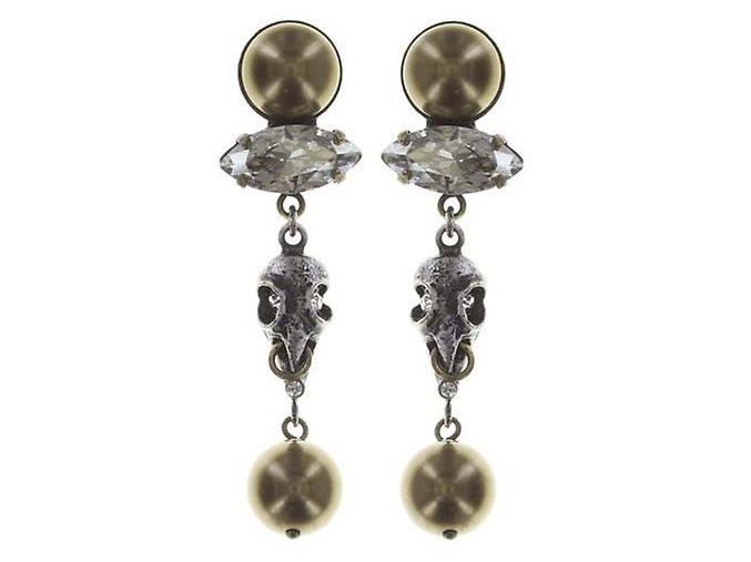 Spell on You - stříbro/bronz Náušnice > Puzety - 5450543081755