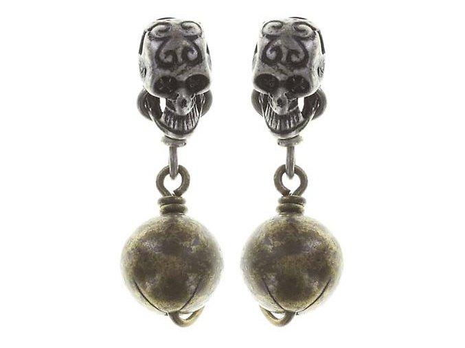 Spell on You - stříbro/bronz Náušnice > Puzety - 5450543081762