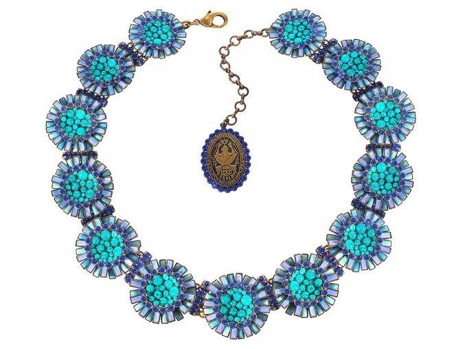 Doris Daisy - modrá Náhrdelníky - 5450543106182