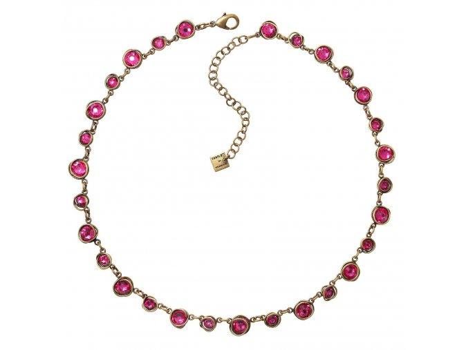 Sparkle Twist - růžová Náhrdelníky - 5450543131566
