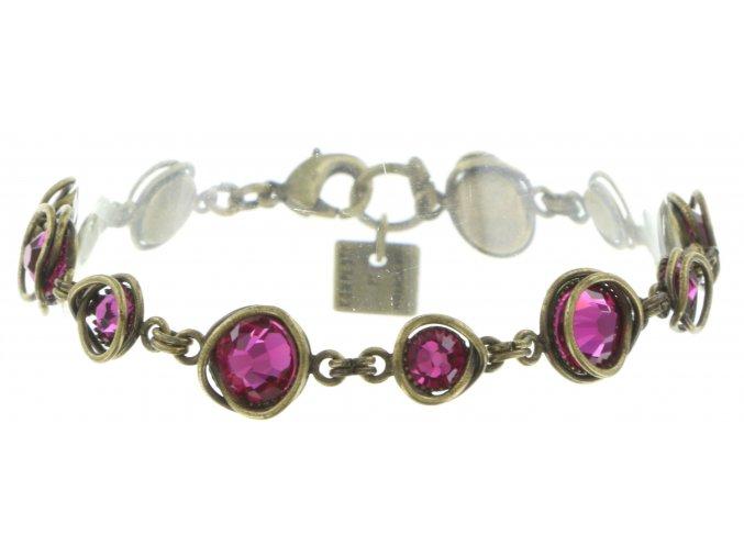 Sparkle Twist - růžová Náramky > Klasické - 5450543131597