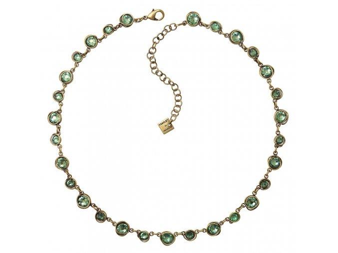 Sparkle Twist - zelená Náhrdelníky - 5450543131689