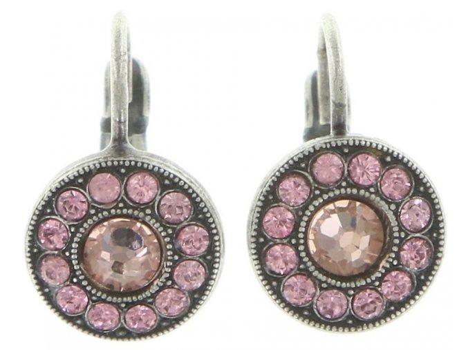 Spell on You - růžová Náušnice > Klasickézapínání - 5450543135724