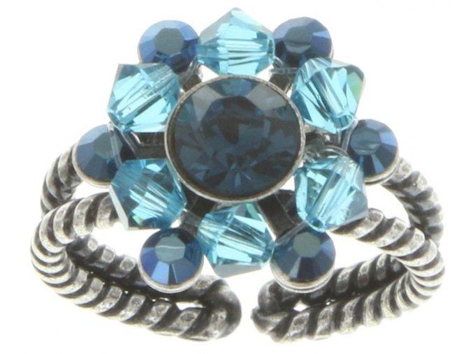 Dutchess - modrá Prsteny - 5450543168562