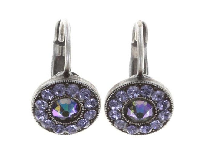 Spell on You - fialová Náušnice > Klasickézapínání - 5450543257372