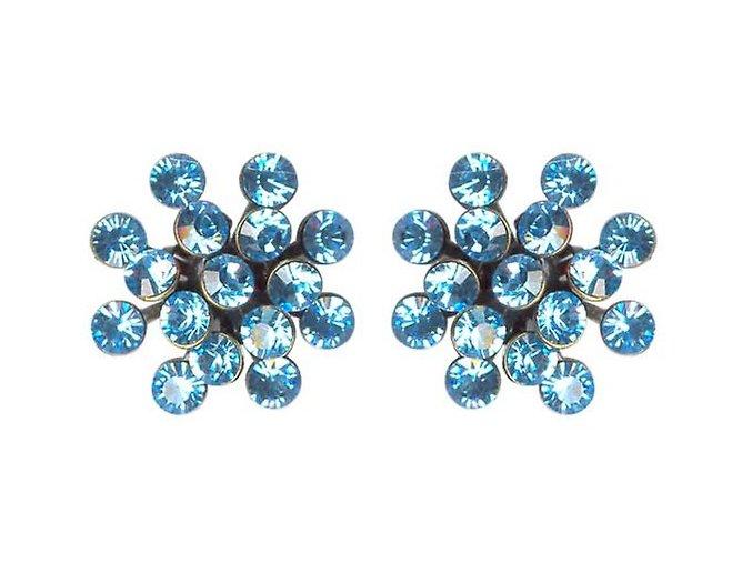 Magic Fireball - modrá Náušnice > Puzety - 5450527108850