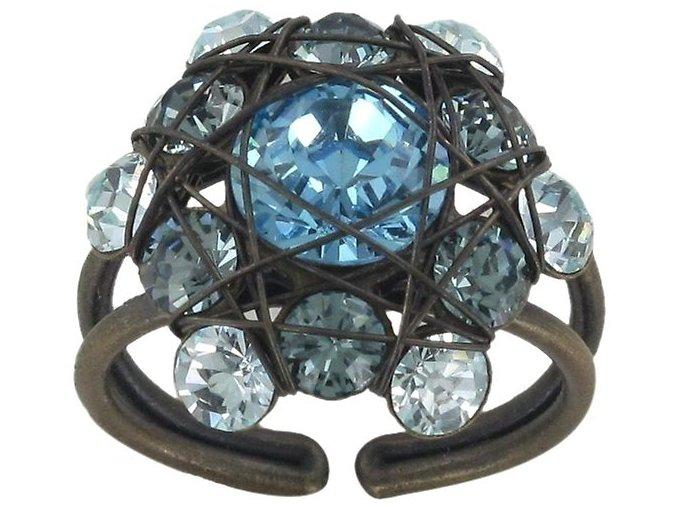 Bended Lights - modrá Prsteny - 5450527280341