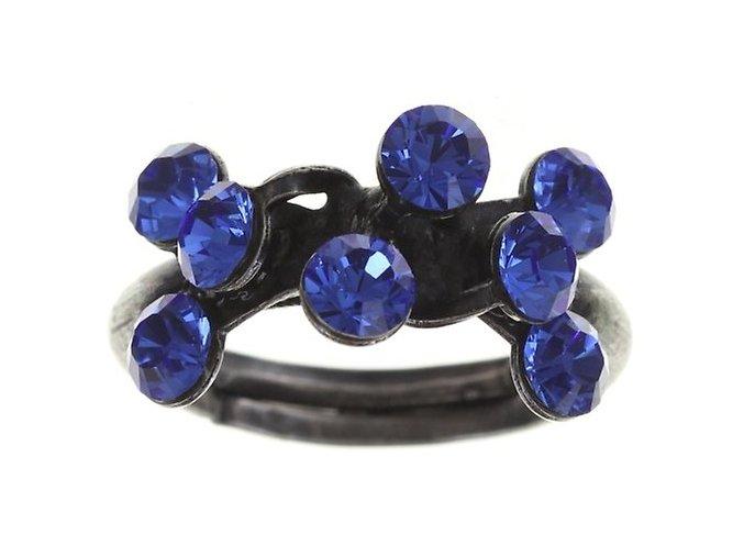 Magic Fireball - modrá Prsteny - 5450527611732
