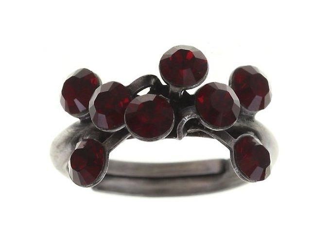 Magic Fireball - červená Prsteny - 5450527640480