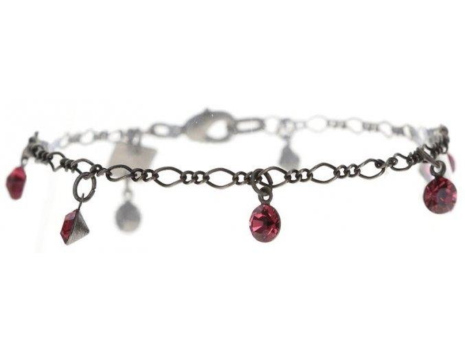 Tutui Collection - růžová Náramky > Klasické - 5450527641289