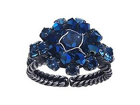 Ice Cocoon - modrá Prsteny - 5450527894364