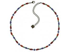 Paisley African - multi/více barev Náhrdelníky - 5450527978354