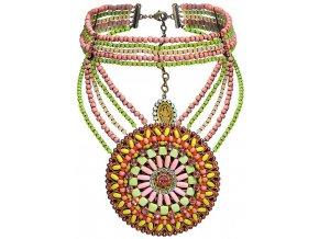 Paisley African - multi/více barev Náhrdelníky - 5450527979009